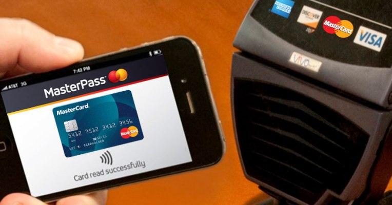 MasterPass буде підключений до цифрових гаманців Google, Samsung і Microsoft Поштівка