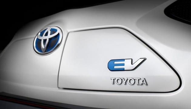 Toyota випустить цілу лінійку електромобілів Поштівка