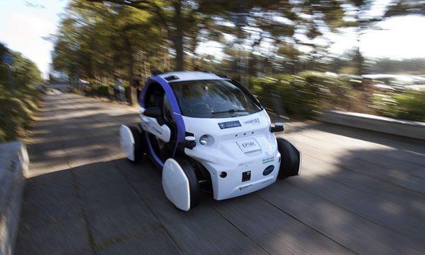 Volvo буде тестувати «замасковані» безпілотні автомобілі в Лондоні Поштівка image 1