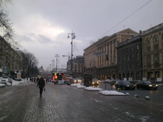 У Києві через високий рівень терористичної загрози перекриють Хрещатик Поштівка