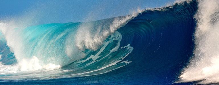 Рівень Світового океану піднімається швидше, ніж вважалося раніше Поштівка