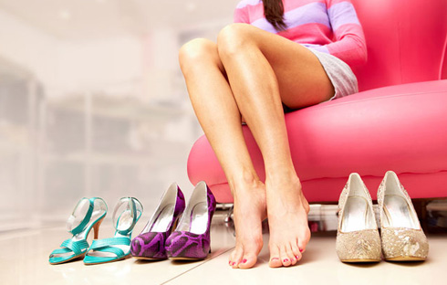 Як правильно вибрати взуття Поштівка image 2