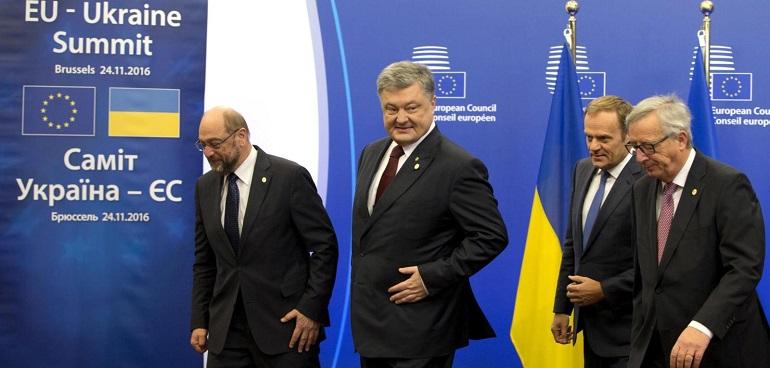 Захід втрачає терпіння щодо корумпованої України - Die Welt Поштівка image 2