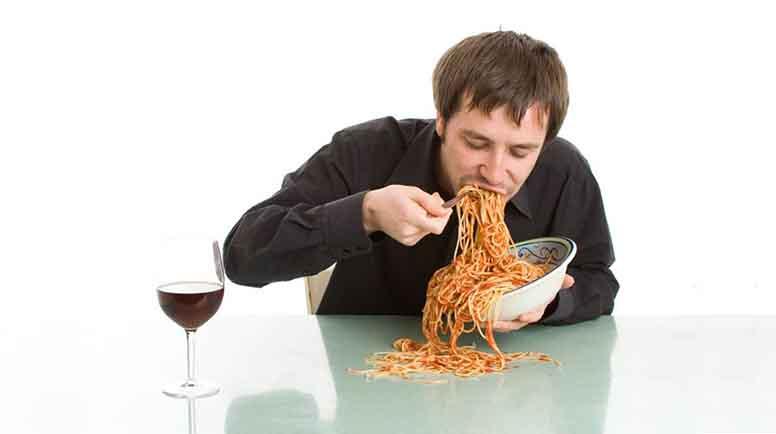 Вживання їжі - fast-eat