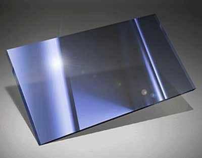 Новый вид стекла заменит телевизоры Поштівка