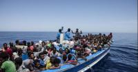 У Середземному морі за тиждень втопилося 900 біженців Поштівка