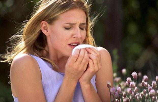 Весняна алергія: що робити і як боротися? Поштівка