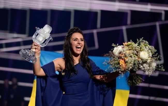 Українська співачка Джамала виграла Євробачення-2016 Поштівка