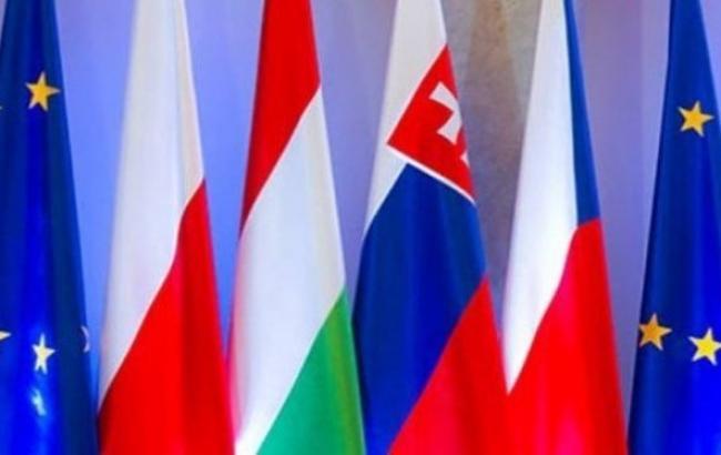 Вишеградська четвірка надасть повну підтримку скасуванню віз Україні - Клімкін Поштівка