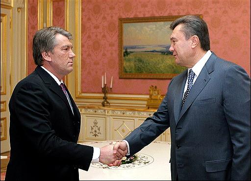 Ющенко отримав $1 млрд за передачу влади Януковичу – Москаль Поштівка