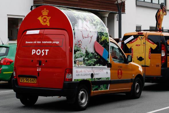 У Данії більше не буде пошти першого класу Поштівка image 3