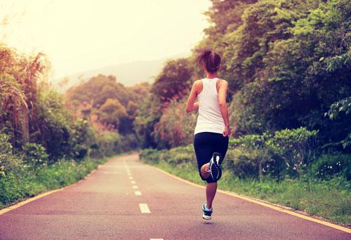 Поради для ранкової пробіжки Поштівка