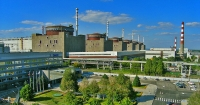 Запорізька АЕС завантажить першу партію американського палива в червні 2016 року Поштівка