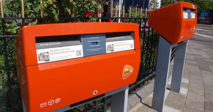 Пошта Нідерландів зменшить кількість поштових скриньок більш ніж на 50% Поштівка