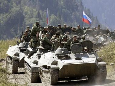 В ООН є достовірна інформація про рух російських військ через кордон України Поштівка