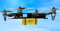Укрпошта тестує доставку пошти дронами Поштівка