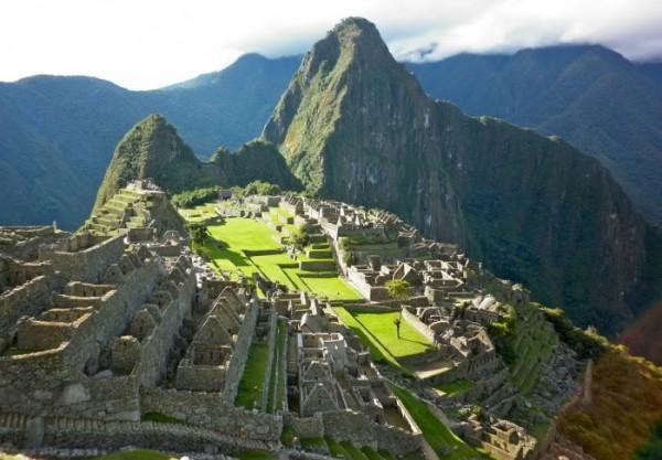 У Мачу-Пікчу виявлено раніше невідомі наскельні малюнки Поштівка