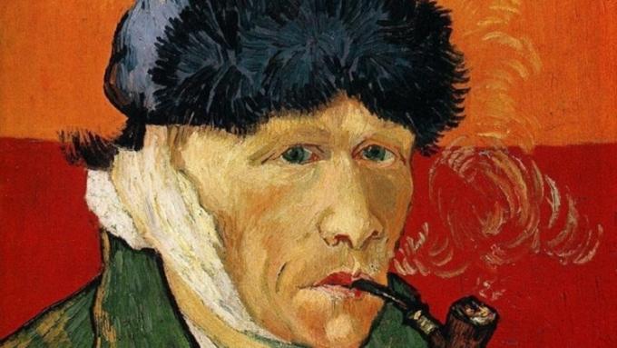 Стало відомо, кому Ван Гог віддав своє відрізане вухо Поштівка