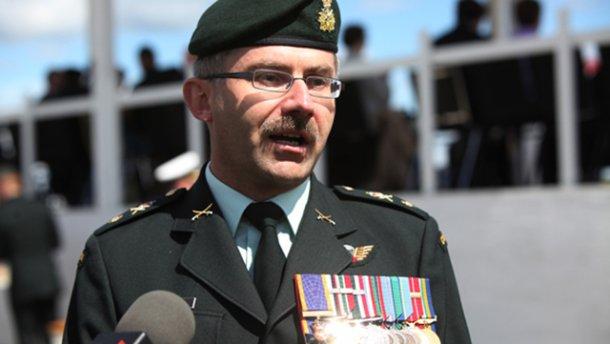 Армію Канади очолив українець Поштівка