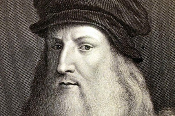 У записах Леонардо да Вінчі знайшли описи законів тертя, відкритих 200 років потому Поштівка