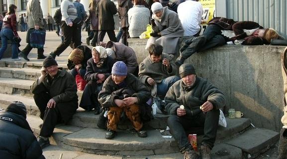 В «ДНР» бомжів рахують як диверсантів Поштівка