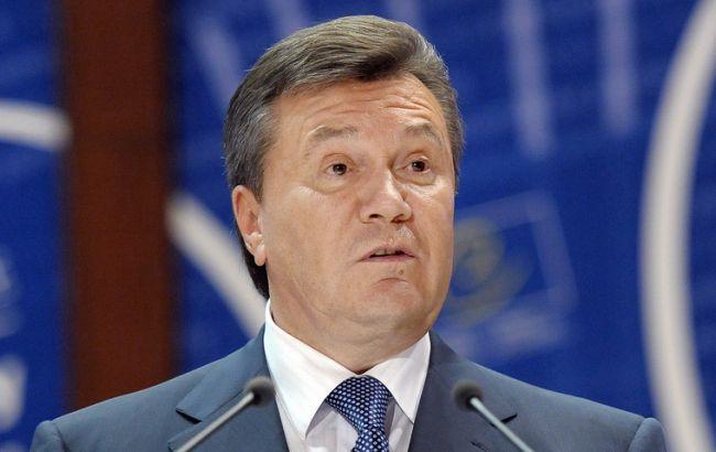 Янукович вимагає від ГПУ провести очну ставку з Порошенком Поштівка