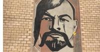 На Сумщині до невпізнанності декомунізували Леніна Поштівка