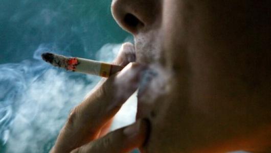 Куріння призводить до змін ДНК Поштівка
