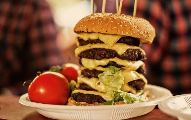 Найдорожчі бургери у світі Поштівка image 1
