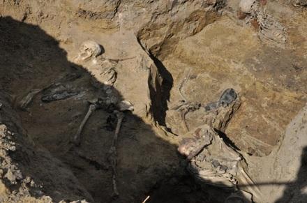 Курган скіфського велетня знайшли на Дніпропетровщині Поштівка