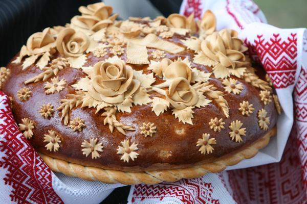 Свято хліба у Львові 2016 Поштівка