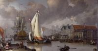 Україна передасть Голландії п'ять викрадених з музею картин Поштівка