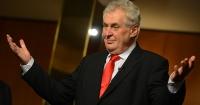 Заступничество Земана за российского дипломата грозит ему последствиями