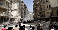 ЄС: дії РФ у Сирії можуть прирівняти до військових злочинів Поштівка