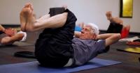 Аеробіка покращує діяльність мозку в літніх людей Поштівка