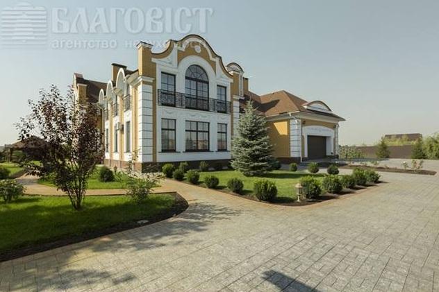 Настоятель Києво-Печерської Лаври продає маєток за $ 1,3 млн Поштівка