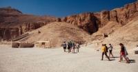 У Єгипті знайшли стародавнє місто віком понад 7 тисяч років Поштівка