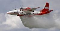 Україна надасть Ізраїлю два літаки Ан-32 для гасіння пожеж Поштівка