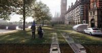 Британська компанія розробляє проект підземних тунелів для електромобілів Поштівка image 2