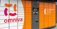 Естонська Omniva інвестує в мережу посилочних автоматів понад 20 млн євро Поштівка