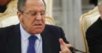 Лавров бідкається, що Україну і Грузію «наполегливо втягують» у НАТО