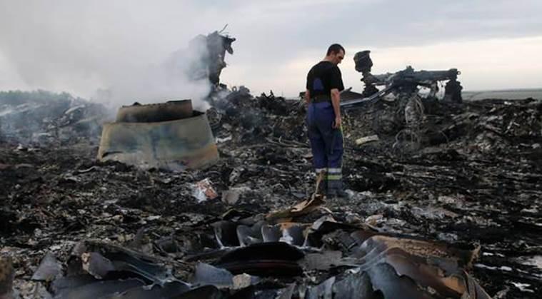 збиття малазійського Boeing 777 рейсу MH17