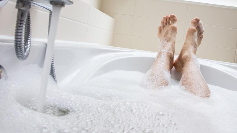 гаряча ванна