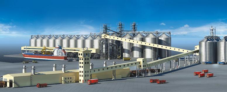 проект нового зернового терминала
