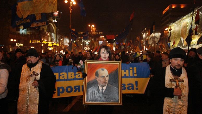 МЗС Росії біснується через рішення України відзначати 110-річчя з дня народження Бандери