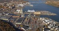 Frihamnen-port
