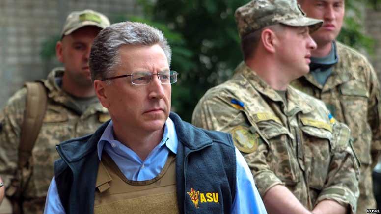 На Донбасі йде війна, найгірша з часів війни на Балканах – Волкер