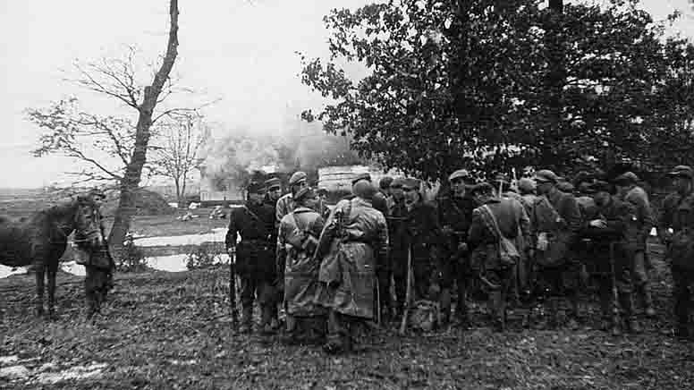 села Сагринь. 10 березня 1944 р.