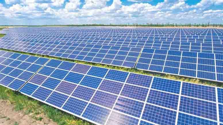 На Кіровоградщині відкрили потужну сонячну електростанцію