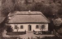 Селянська хата. Село Стара Вереміївка. Кінець ХІХ ст